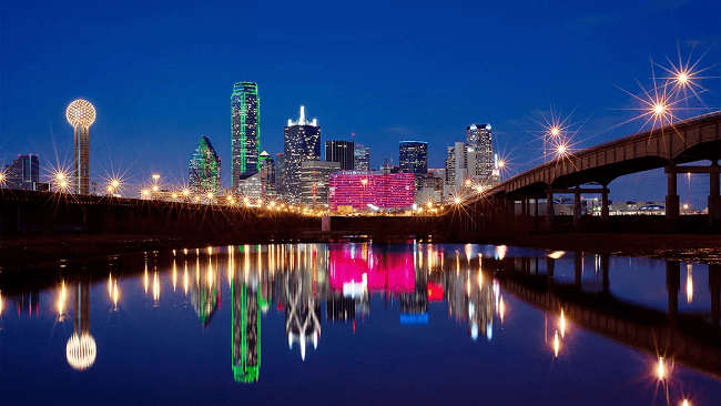 Dallas texas flight deals