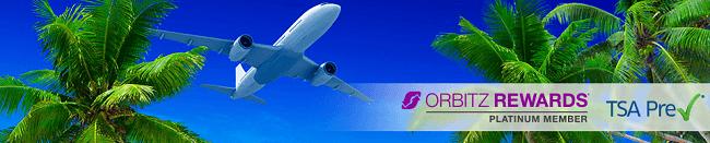 Orbitz TSA check
