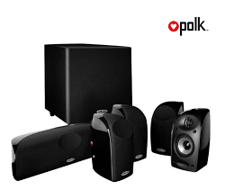 Polk Home Theater System