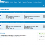 United Airlines Round Trip From San Francisco To Dallas Starting $116