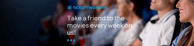 Ticket Twosday