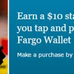 Wells Fargo Wallet App Promotion: $10 Statement Credit