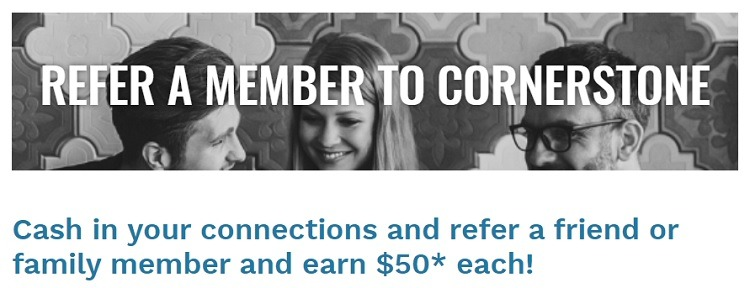 Cornerstore referral