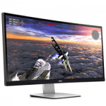Dell 34″ UltraSharp U3415W Ultrawide Curved LED Monitor + $75 Dell eGift Card via Dell Home and Office: $674.99 + FREE SHIPPING