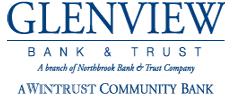 Glenview Bank & Trust Logo