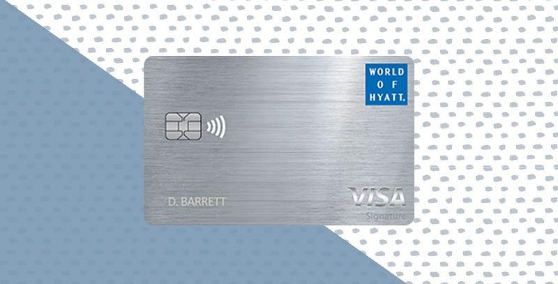 Hyatt CardHolder
