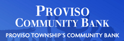 Proviso Community Bank Logo