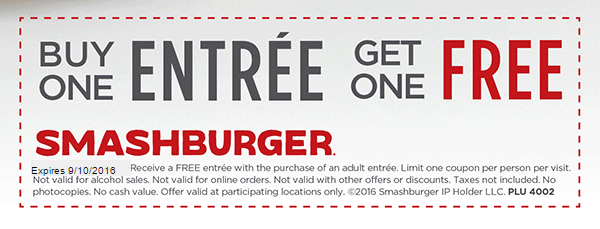 Get Deal Some BOGO deals are buy one, get one free, and others are buy one, get one half off. Be sure to scroll through the list of today's BOGO deals to find exactly what you're looking for. Be sure to scroll through the list of today's BOGO deals to find exactly what you're looking for.