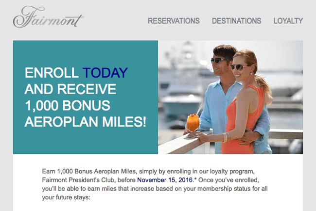 fairmont-1000-bonus-aeroplan-miles