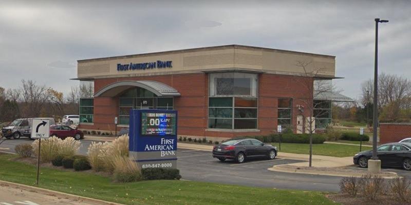 First American Bank Checking Bonus