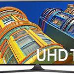 Samsung UN40KU6300 40-Inch 4K UHD HDR LED Smart TV via eBay: $469.00 + FREE SHIPPING