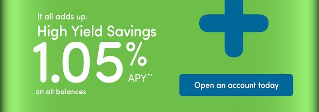Synchrony High Yield Savings