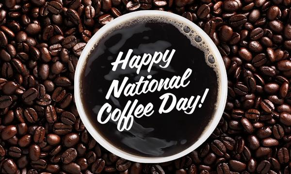 National Coffee Day 2017 Free Promotions
