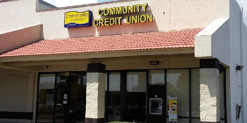 Community Credit Union Branch