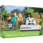 Xbox One S 500GB Battlefield 1 or Minecraft Bundle w/ 4K Movie + Extra Game + Wired Controller via Walmart: $299.00 + FREE SHIPPING