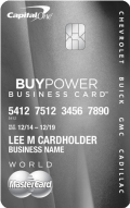 BuyPower Business Card from Capital One