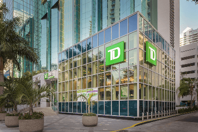 Where is the Closest TD Bank Branch or ATM?