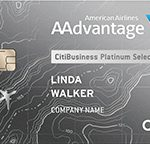CitiBusiness AAdvantage Platinum Select World MasterCard Review: 50,000 American Airline AAdvantage Bonus Mile