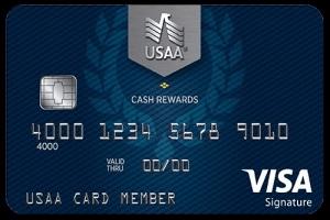 USAA Cash Rewards Visa Signature