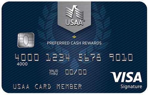 USAA Preferred Cash Rewards Visa Signature Review
