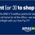 Amazon Purchases Earn 3X JetBlue Points