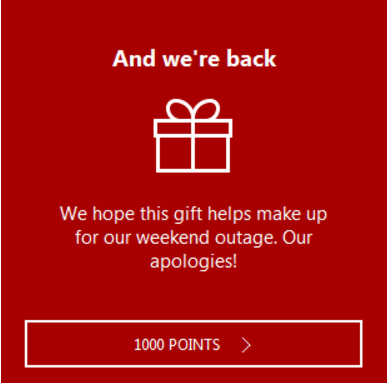 Bing/Microsoft Rewards: Free 500-1,000 Points (YMMV)