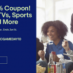 eBay Game Day Promotion: 10% Off Purchase of $200