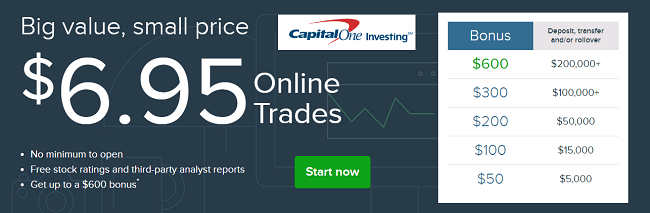 Capital One Bonus