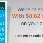 Amazon Corporate Reputation Ranking Promotion: $8.62 Off $50+ Orders
