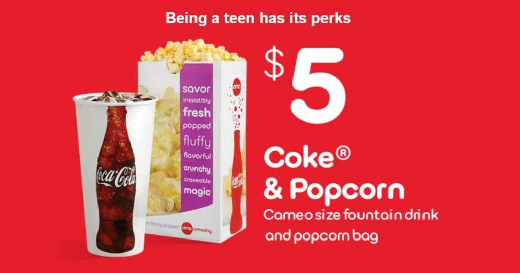 Grab awsome deal at never-before-seen prices with AMC Theatres promo code: Buy 4 tix to Disney Dream Big, Princess & get a free $5 Walmart Select Gift Card at AMC Theatres. Add to your cart and check out.
