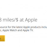 Apple United MileagePlus Shopping Promotion: Earn 8x Miles Per $1 Purchase