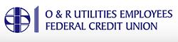 O&R Utilities Employees FCU Logo