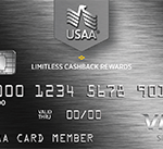 USAA Limitless Cashback Rewards Visa Signature Credit Card Review: Earn 2.5% Cash Back on EVERYTHING