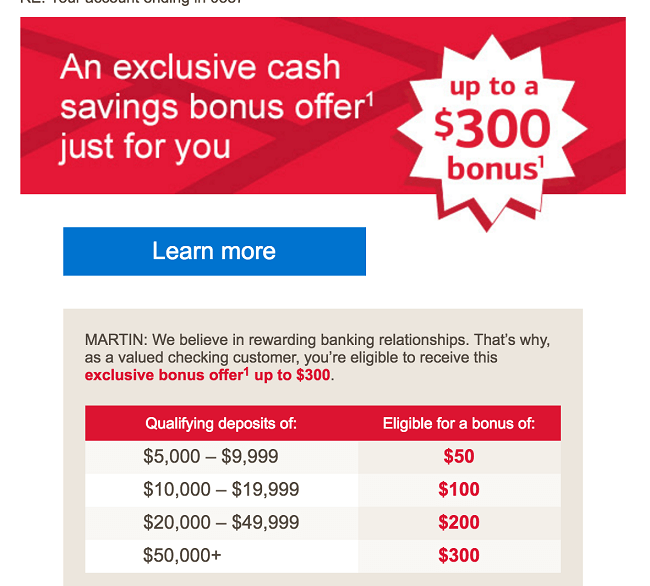 Sep 19, · Bank of America $ Business Checking Bonus– Bank of America is now offering residents nationwide a chance to earn a attractive $ bonus. You will need to open a new Business Advantage OR Business Fundamentals account by December 31, After that, to qualify for this bonus, you will have to deposit and maintain at least $1, within 60 days of account opening/5.