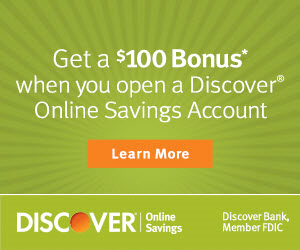 Discover Bank Online Savings Account new logo