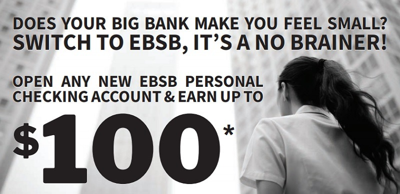East Boston Savings Bank Promotion