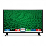 VIZIO 24″ D24-D1 1080p 60Hz LED Smart HDTV via Dell Home & Office: $139.99 + Free Shipping (Receive $75 Dell eGift Card w/Purchase)