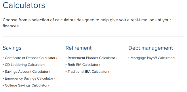 CIT Bank Financial Calculators: Crunch Numbers To See Your Savings