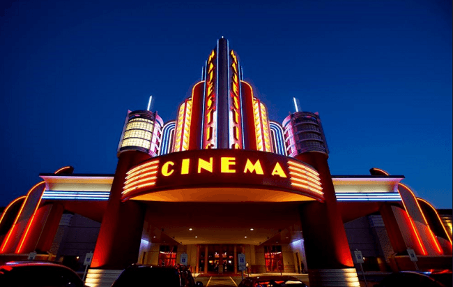 Even as young as 55 you can enjoy senior movie discounts at major theater chains like AMC and Regal and smaller regional theater operators.