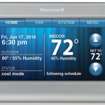 Honeywell Wi-Fi Smart Color Touchscreen Thermostat via eBay: $124.80 + Free Shipping