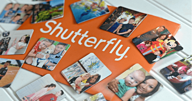 Shutterfly freebies december 2018