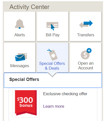 Bank of America Checking Bonus: $300 Promotion (Nationwide) *Targeted*