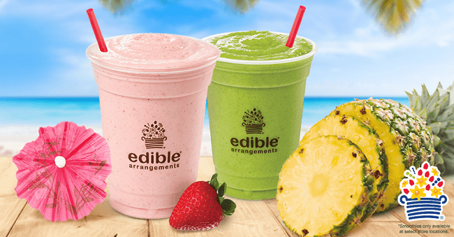 Pineapple Kale And Strawberry Smoothies Cannot Be Combined With Any Other Offer Only Available At Select Store Locations See