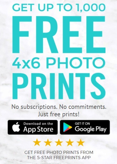 Free Prints App Promotion Get 10 Free 4x6 Prints With Free Shipping