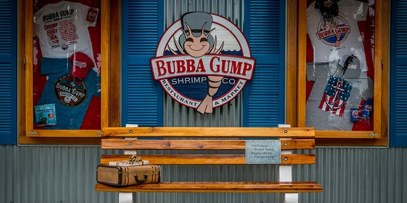 Bubba Gump promotions