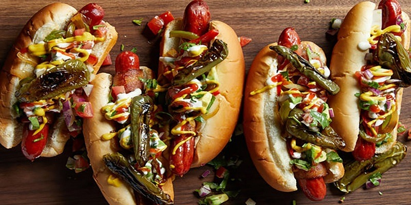 National Hot Dog Day Promotions: July 17, 2019