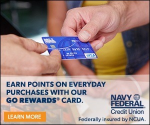 Navy Federal Go Rewards Credit Card Review: 20,000 Bonus Points