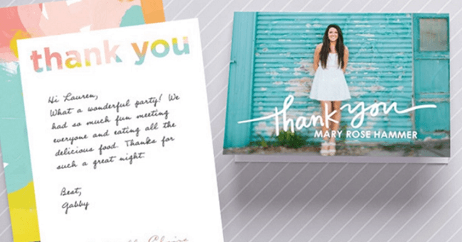 tiny prints free cards offer 10 free thank you cards free