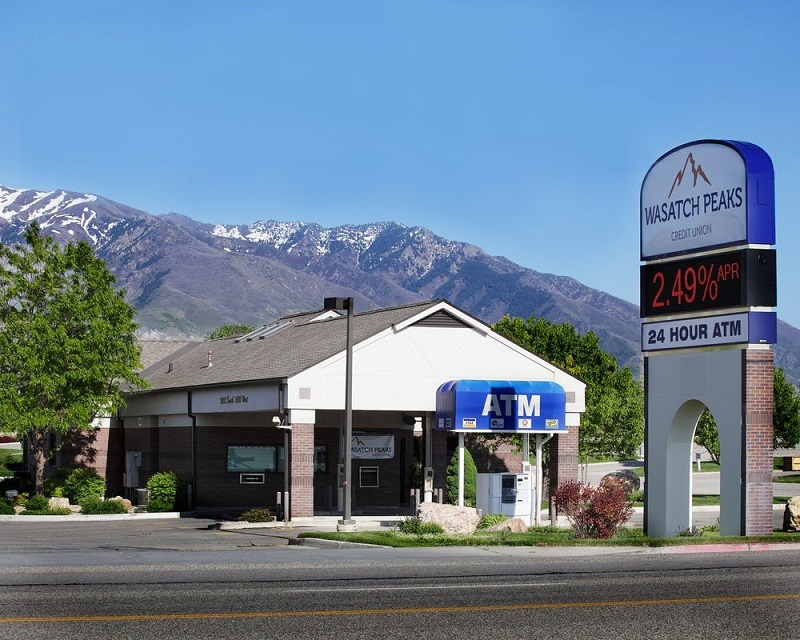 Wasatch Peaks Credit Union CD Promotion
