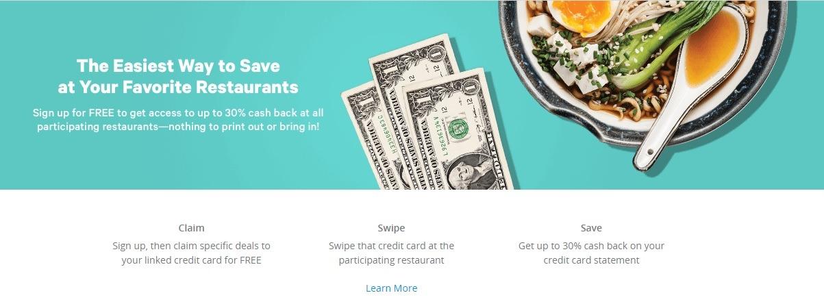 Groupon Dining Cash Back Promotion: Free $5 Groupon Bucks